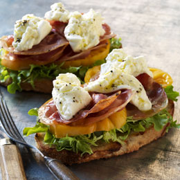 New-Fangled BLT